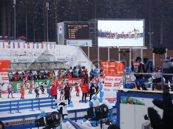 Biathlon-Meisterschaften 2013
