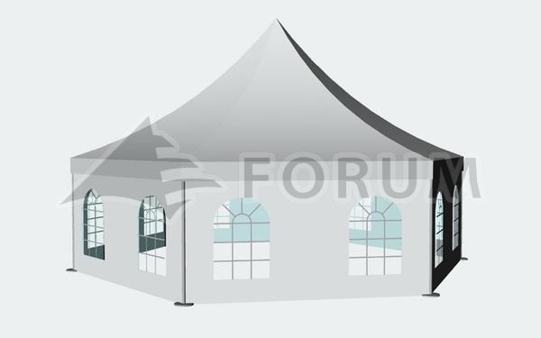 Partyzelt Forum Gama